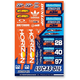 Universal Troy Lee Designs Sticker Kit - N30-1054