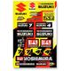 Universal Yoshimura Suzuki Sticker Kit - N30-1056