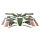2015 Pro Circuit Race Team Graphics Kit - N40-3740