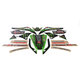 2015 Pro Circuit Race Team Graphics Kit - N40-3741