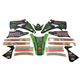 2015 Team Green Race Team Graphics Kit - N40-3753