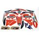 2015 Troy Lee Designs Race Team Graphics Kit - N405710