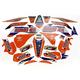 2015 Troy Lee Designs Race Team Graphics Kit - N405714