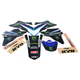 Yamaha FX Monster Energy Complete Graphics Kit - 19-02220