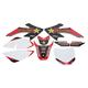 Honda FX Rockstar Energy Shroud Kit - 19-03366