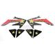 Red Honda FX Rockstar Energy Shroud Graphic Kit - 19-14322