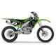 2016 Team Green Race Team Graphic Kit - N40-3775