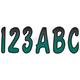 Series 200 Gradation Number/Letter Kit - TEBKG200