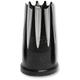 Black Anodized Excalibar Valve Stem Cap - SVC-309-ANO-EX