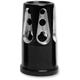 Black Anodized Gatlin Valve Stem Cap - SVC-310-ANO-GAT