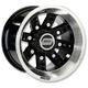 Black 427X 12x8 Wheel - 0230-0603