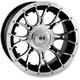 Machined Diablo 12 x 7 Wheel - 991-20