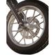 Machine Ops 23x3.5 Delmar Front Wheel - 12027306RDELSMC