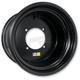 Black Ultimate Sport 14 x 8 Wheel - ULS14084456BLK