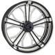 Platinum Cut 23 in. x 3.5 in. Dixon Front Wheel for Models w/o ABS - 12027306RDIXBMP