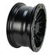 Black Ops 14 in X 7 in. SD Series Alloy Dual Beadlock Wheel - 1428549536B