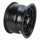 Matte Black 12 in. X 7 in. SS216 Alloy Black Ops Wheel - 1228539536B