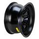 Matte Black 14 in. X 7 in. SS216 Alloy Black Ops Wheel - 1428541536B