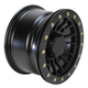 Matte Black 12 in. X 7 in. SD Alloy Beadlock Black Ops Wheel - 1228547536B