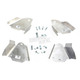 Front/Rear A-Arm Guards - 0430-0781