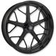 Black Ops Front Hutch Wheel - 12027106HUTJSMB
