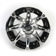 Rear 12x8 387 X Wheel - 0230-0756