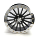 Black Ops 15 x 7 Severe Duty Single Beadlock Wheel - 1528652536B