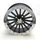 Black Ops 15 x 7 Severe Duty Single Beadlock Wheel - 1521893536B