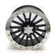Black Ops 15 x 7 Severe Duty Single Beadlock Wheel - 1528654536B