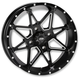 Front/Rear Tornado 17x7 Aluminum Alloy Wheel - 1721961727B