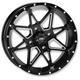 Front/Rear Tornado 17x7 Aluminum Alloy Wheel - 1721962727B