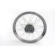 Chrome 19x2.5 40 Spoke Front Wheel - 51635
