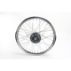 Chrome 21x2.15 40 Spoke Front Wheel - 51639