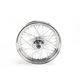 Chrome 16x3.00 40 Spoke Rear Wheel - 51647