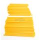 Yellow Spokets Spoke Covers - 16-26097