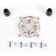 Nickel Front Rotor Attachment Kit - FCS-2060