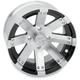 Machined Buck Shot Wheel - 158148110BW4