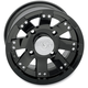 Black Buck Shot Wheel - 158PU128136GB4