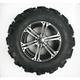 Rear Left Mud Lite XTR Tire/SS212 Alloy Machined Wheel Kit - 43175L