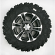 Terracross R/T XD SS312 Alloy Tire/Wheel Kit - 44298