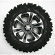 Terracross R/T XD SS312 Alloy Tire/Wheel Kit - 44300