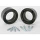 Rear 2 1/2 in. Urethane Wheel Spacers - 0222-0183