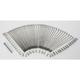 Front Hub Stainless Steel Spoke Set for Drop Center Rim - 0211-0122