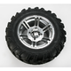Bajacross SS212 Platinum Alloy Tire/Wheel Kit - 46552L
