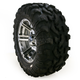 Bajacross SS212 Platinum Alloy Tire/Wheel Kit - 46552R