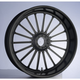 Midnight Series 17 in. x 6.25 in. Modular Nitro 18 Billet Wheel - 602753