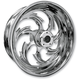 Rear Chrome 18 x 10.5 Assault One-Piece Forged Wheel - 18105-S9353-95C