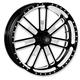 21 in. x 3.5 in. Slam One-Piece Contrast-Cut Aluminum Wheel - 12027106RSLMBM