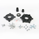 Rear Sprocket Carrier Ring Set and Rotor Attachment Kit - 2RC-2031