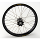 Black Hub with Silver Rim Universal Wheel Assembly - 2R1CK40